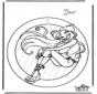 Adorno de ventana de Winx 2