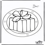 Navidad - Adorno Navideño para la ventana 5
