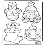 Navidad - Adornos de Navidad  1