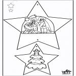 Navidad - Adornos de Navidad - Biblia 1