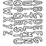 Diversos - Alfabeto completo