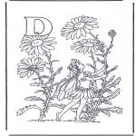 Diversos - Alfabeto D