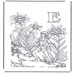 Diversos - Alfabeto E