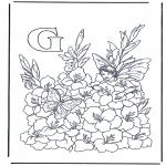 Diversos - Alfabeto G
