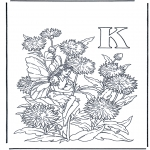 Diversos - Alfabeto K