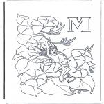 Diversos - Alfabeto M