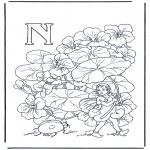 Diversos - Alfabeto N