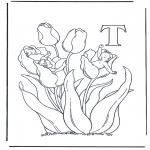 Diversos - Alfabeto T