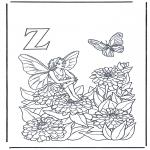 Diversos - Alfabeto Z