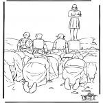 Dibujos de la Biblia - Amigos de Daniel