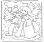 Ángel y niño