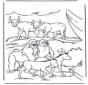 Animales en el Arca