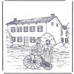 Diversos - Ante la casa