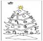 Árbol navideño 3