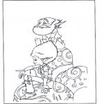 Personajes - Arthur y los Minimoys 1