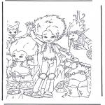 Personajes - Arthur y los Minimoys 2