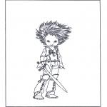 Personajes - Arthur y los Minimoys 3