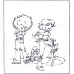 Personajes - Arthur y los Minimoys 4
