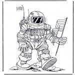 Diversos - Astronauta