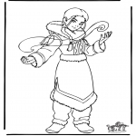 Personajes - Avatar 2