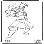 Personajes - Avatar 4