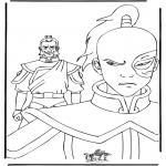 Personajes - Avatar 7