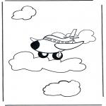 Diversos - Avión 1