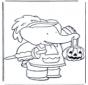 Babar en Halloween