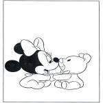 Personajes - Baby Minnie