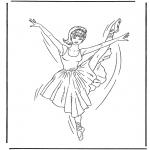 Diversos - Bailarina 1