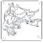 Personajes - Bambi 1