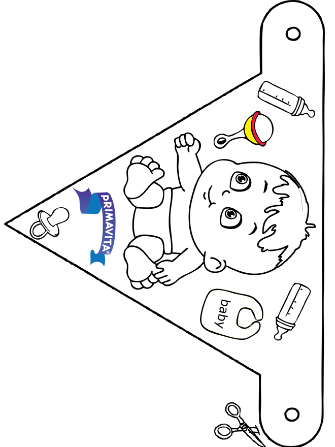 Bandera Primavita - Maquetas