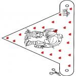 Temas - Banderita de San Valentín 2