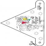 Navidad - Banderita - Navidad 9