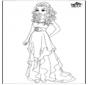 Barbie trouwjurk - Vestido de novia