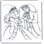 Temas - Barbie y el príncipe
