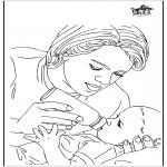 Temas - Bebé y la madre 1