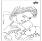 Bebé y la madre 1