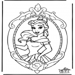 Personajes - Bella Princesa de Disney 1