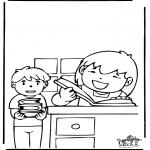 Dibujos Infantiles - Biblioteca