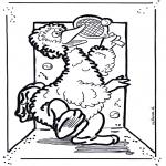 Dibujos Infantiles - Big Bird
