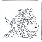 Personajes - Blancanieves 13