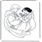 Personajes - Blancanieves 2
