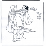 Personajes - Blancanieves 4