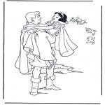 Personajes - Blancanieves 9