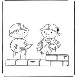 Dibujos Infantiles - Bob el Constructor 2