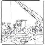 Dibujos Infantiles - Bob el Constructor 3