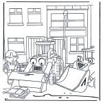 Dibujos Infantiles - Bob el Constructor 4