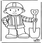Dibujos Infantiles - Bob el Constructor 5