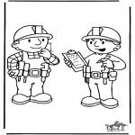 Dibujos Infantiles - Bob el Constructor 6